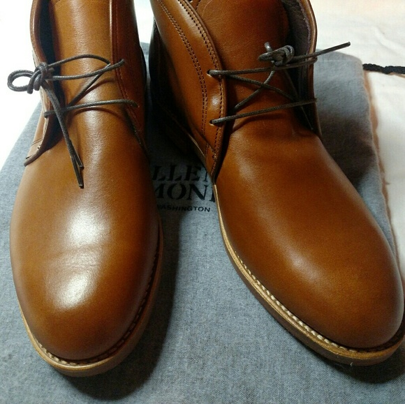 42f1bed80ae Allen Edmonds Nomad Chukka *size 9 D NWT